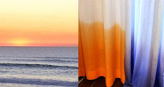 Efeito tie dye: da moda para casa