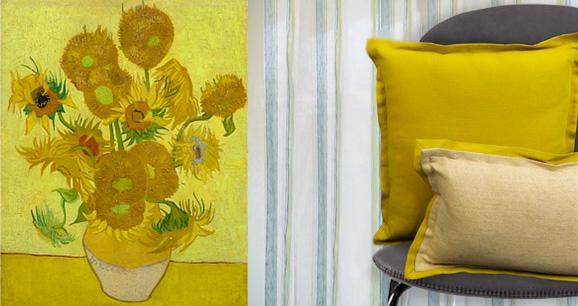 Cores de Van Gogh